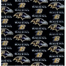 Baltimore Ravens Medium Handbag