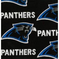 Carolina Panthers Stuffed Dachshund