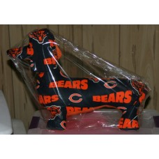 Chicago Bears Stuffed Dachshund