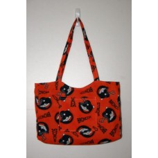 Denver Broncos Medium Handbag