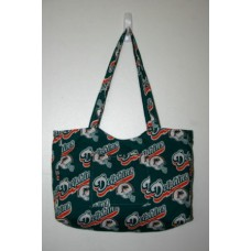 Miami Dolphins Medium Handbags