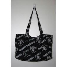 Oakland Raiders Medium Handbag