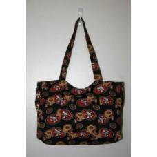 San Francisco 49ers Medium Handbag