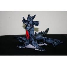 Black Large Dragon