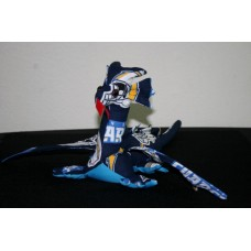 Los Angeles Chargers Large Dragon