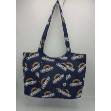 Los Angeles Chargers Medium Handbag