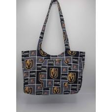 Las Vegas Golden Knights Medium Handbag