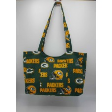 Green Bay Packers Medium Handbag