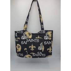 New Orleans Saints Medium Handbag