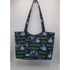 Seattle Seahawks Medium Handbag