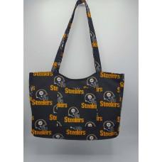 Pittsburgh Stealers Medium Handbag