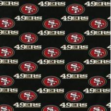 SF 49ers Tote Bag