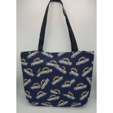 Chargers Tote Bag