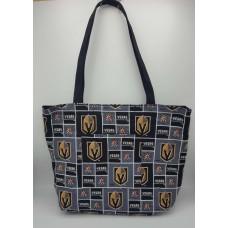 Las Vegas Golden Knights Tote Bag