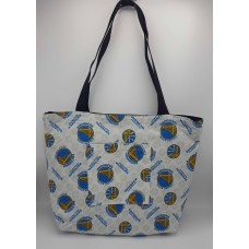 Warriors Tote bag