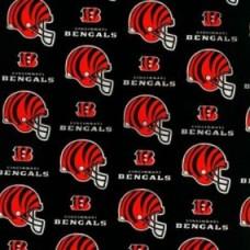 Cincinnati Bengals Tote Bag