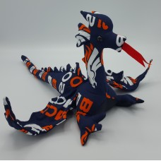 Denver Broncos Large Dragon