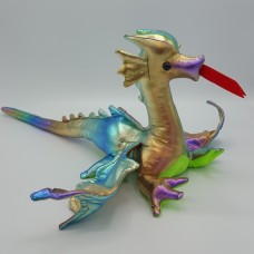 Rainbow Large Dragon
