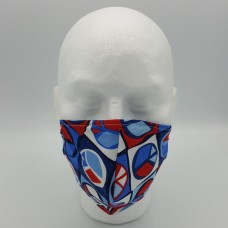 Surgical Style Face Coverings Custom Prints