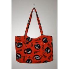 Denver Broncos Medium Handbag