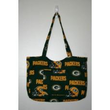 Green Bay Packers Medium Handbag