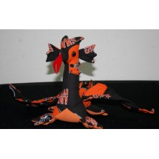 Cleveland Browns Large Dragon